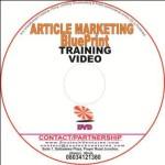 Article Marketing Training Series- Ultimate Traffic Blueprint SOUTECH VENTURES