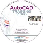 Autocad 2011 Training Material Video Certification New SOUTECH VENTURES