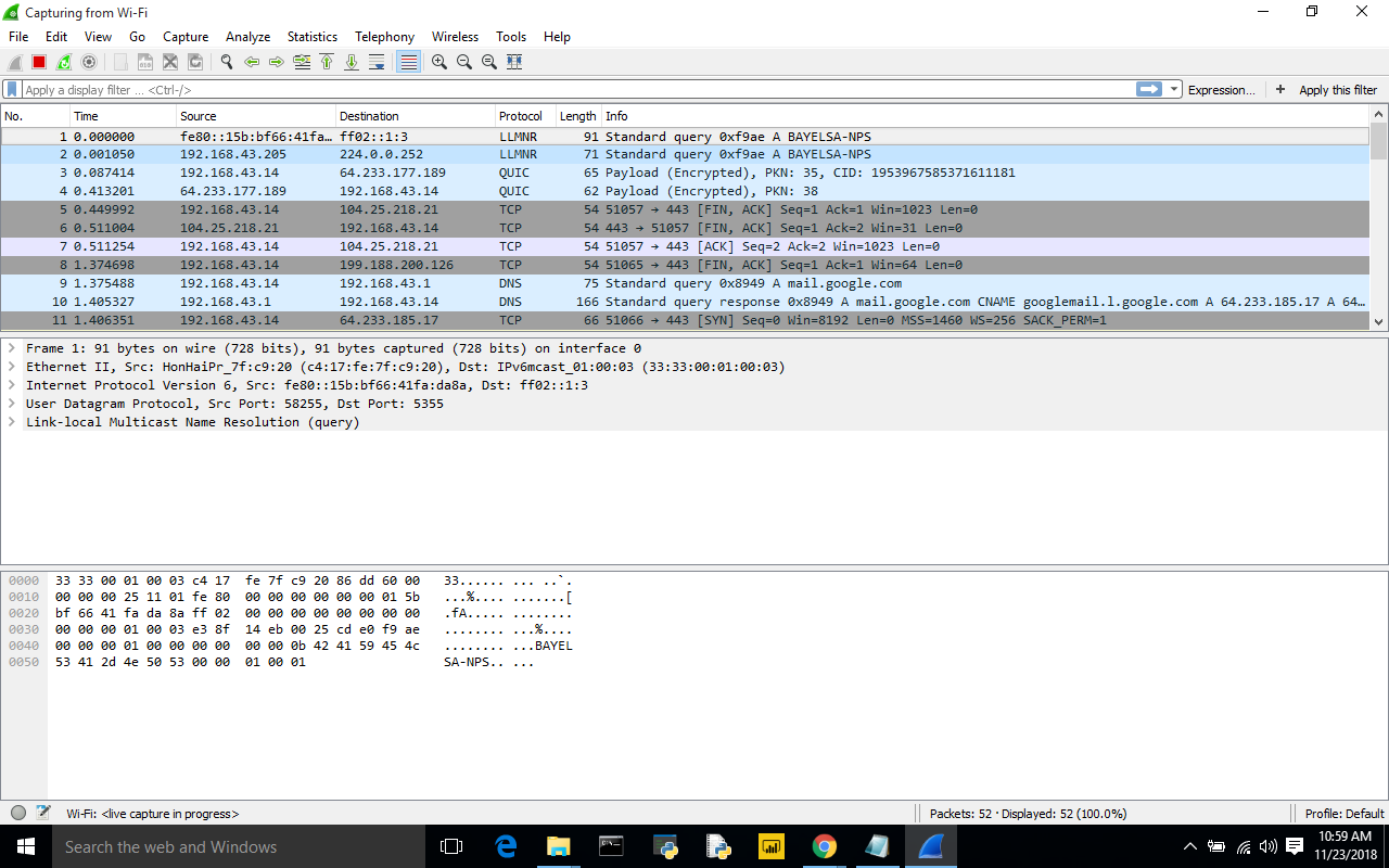 Packet-tracing by wireshark advanced synology nas user guide.