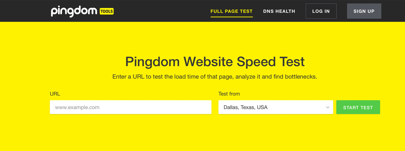 website speed testing services in nigeria
