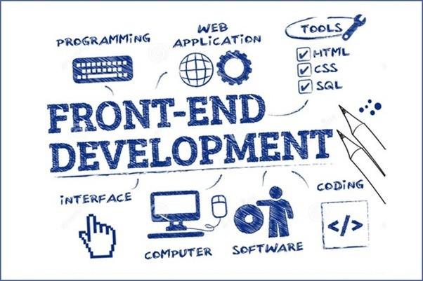 Image result for front-end development